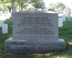 Ruth Annis <I>Hobby</I> Gibbs