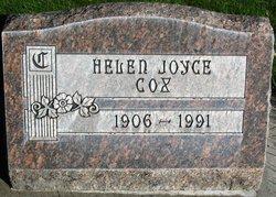 Helen Joyce Cox