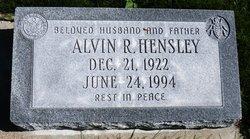 Alvin Robert Hensley