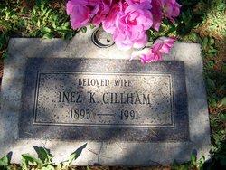 Inez Katherine <I>Patton</I> Gillham