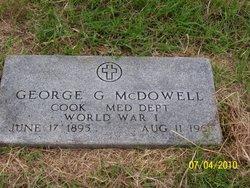 George G. McDowell