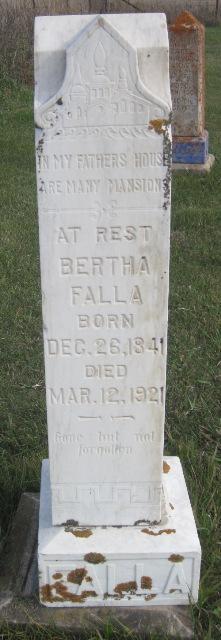 Bertha Falla