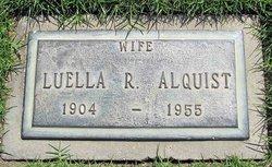 "Luella Rosette ""Anna"" <I>Petrick</I> Alquist"