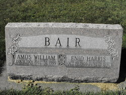 Enid <I>Harris</I> Bair