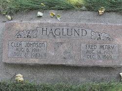 Fred Henry Haglund