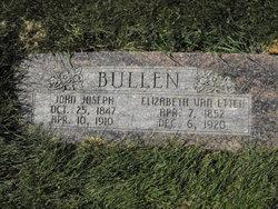 Elizabeth <I>Van Etten</I> Bullen