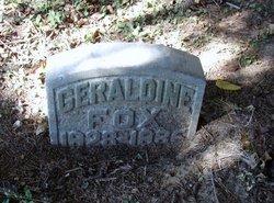Geraldine Fox