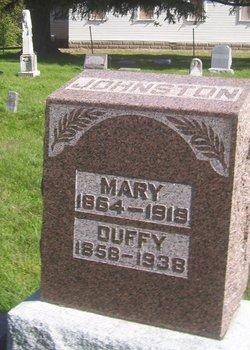Mary <I>Robertson</I> Johnston