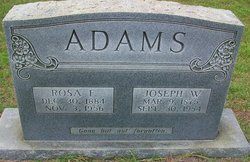 Joseph William Adams