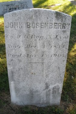 John Bosemberry