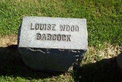 Louise <I>Wood</I> Babcock