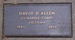 David Dennis Allen