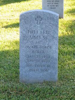 Hillard Sims, Sr