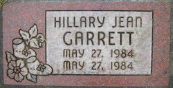 Hillary Jean Garrett