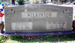 """Jefferson Franklin """"Jep"""" Wilkinson"""