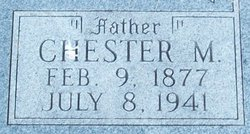 "Chester Morris ""Charley"" Hollenback"