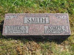 Myrtle Aliza <I>Parrett</I> Smith