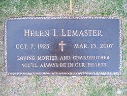 Helen I Lemaster
