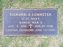 Richard A Lemaster