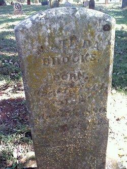 Matilda <I>Moran</I> Brooks