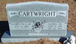 Audrey <I>Outlaw</I> Cartwright