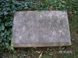 Henry Wadsworth Longfellow Dana