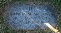 Francis Michael McHenry