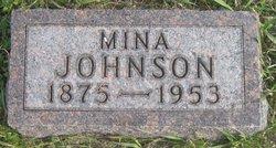 Mina <I>Falla</I> Johnson