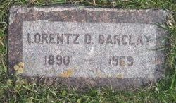 Lorentz D. Barclay