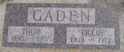 Tillie H. Gaden