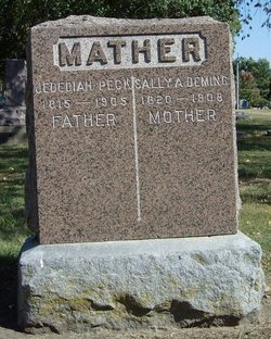 Sally A. <I>Deming</I> Mather