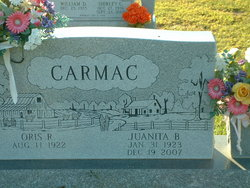 Juanita <I>Barker</I> Carmac