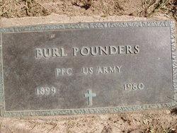 Burl Pounders