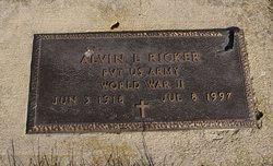 Alvin L Ricker