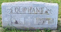 C E Pete Oliphant