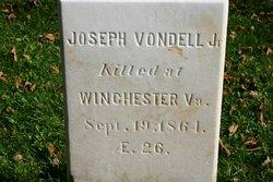 Joseph Vondell Jr.