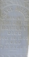 Grace Hellen Baisley