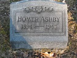 Homer Lee Ashby