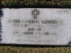 Clyde Laverne Gambrell