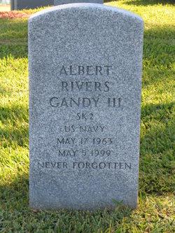 Albert Rivers Gandy, III