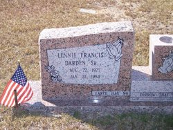 Lennie Francis Darden, Sr