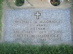 Betty M Alldridge
