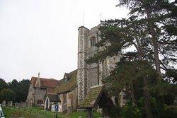 St Mary and St Nicholas Churchyard