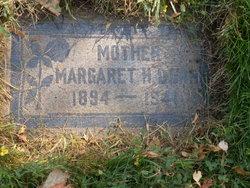 Margaret Hannah <I>Simpson</I> Dunn