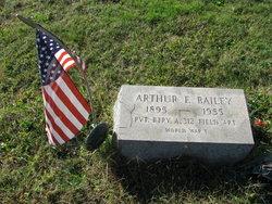 Arthur E Bailey