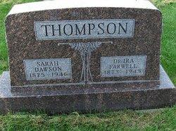 Dr Ira Farwell Thompson