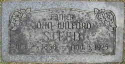 John Wilford Steed