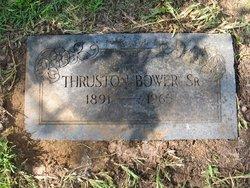 Thruston Bower Sr.