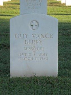 Guy Vance Berry