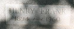 Henry Frank Buchanan